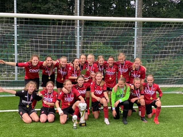 SC Bemmel MO13-1 Nederlands kampioen !