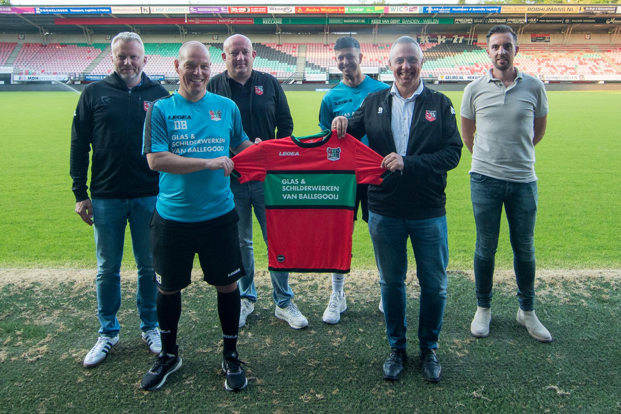 Samenwerking SC Bemmel en N.E.C. voetbalacademie